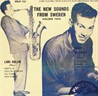 LARS GULLIN Lars Gullin and Bengt Hallberg : The New Sounds From Sweden Vol.2 album cover