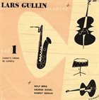 LARS GULLIN Lars Gullin Quartet, vol. 1: Danny's Dream album cover