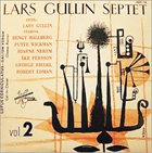 LARS GULLIN Lars Gullin Septet, vol. 2 album cover