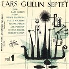 LARS GULLIN Lars Gullin Septet, vol. 1 album cover