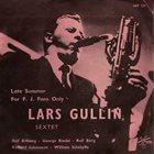 LARS GULLIN Lars Gullin Sextet album cover