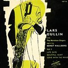 LARS GULLIN Lars Gullin with The Moretone Singers, vol. 1 album cover