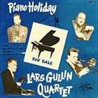 LARS GULLIN Piano Holiday For Sale album cover