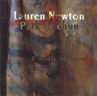 LAUREN NEWTON Lauren Newton / Park Je Chun : 2 Souls In Seoul album cover
