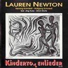 LAUREN NEWTON Kindertotenlieder album cover