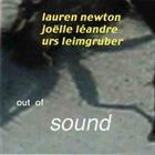 LAUREN NEWTON Out Of Sound album cover
