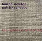 LAUREN NEWTON The Lightness Of Hearing album cover