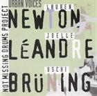 LAUREN NEWTON Urban Voices album cover