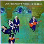 LAURINDO ALMEIDA Conversations With The Guitar album cover