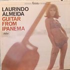 LAURINDO ALMEIDA Guitar From Ipanema album cover