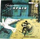 LAURINDO ALMEIDA Guitar Music Of Spain album cover