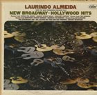 LAURINDO ALMEIDA New Broadway-Hollywood Hits album cover