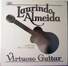 LAURINDO ALMEIDA Virtuoso Guitar album cover
