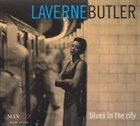 LAVERNE BUTLER Blues in the City album cover