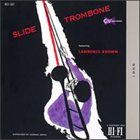 LAWRENCE BROWN Slide Trombone album cover