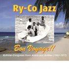 LE RY-CO JAZZ Bon Voyage!! album cover
