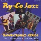LE RY-CO JAZZ Rumba'round Africa album cover