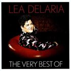 LEA DELARIA The Very Best of Lea DeLaria album cover