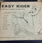 LEAD BELLY Easy Rider : Leadbelly Legacy Volume Four album cover