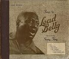 LEAD BELLY Lead Belly Accompanied By Sonny Terry : Songs By Lead Belly album cover