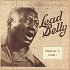 LEAD BELLY Leadbelly Memorial Volume 1 album cover