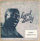 LEAD BELLY Leadbelly Memorial Volume 3 album cover