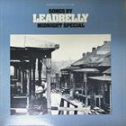 LEAD BELLY Midnight Special album cover