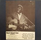 LEAD BELLY Rock Island Line album cover