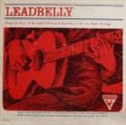 LEAD BELLY Sings Ballads Of Beautiful Women & Bad Men / With The Satin Strings album cover