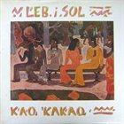 LEB I SOL Kao kakao album cover