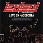 LEB I SOL Live in Macedonia album cover