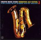 LEE KONITZ Creative Music Studio : Woodstock Jazz Festival 2 album cover