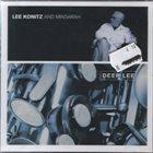 LEE KONITZ Deep Lee album cover