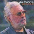LEE KONITZ Dig Dug Dog album cover