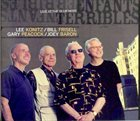 LEE KONITZ Enfants Terribles: Live at the Blue Note (with  Bill Frisell / Gary Peacock / Joey Baron) album cover