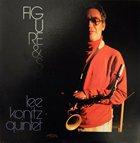 LEE KONITZ Figure & Spirit album cover