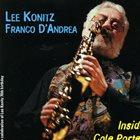 LEE KONITZ Inside Cole Porter (with Franco DAndrea) album cover