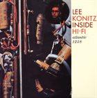LEE KONITZ Inside Hi-Fi album cover
