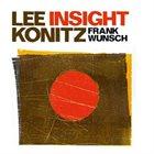 LEE KONITZ Insight album cover