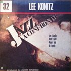 LEE KONITZ Jazz A Confronto 32 album cover