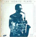 LEE KONITZ Jazz Time Paris Vol. 7 (aka Jazz Time Paris Vol. 3 aka Lee Konitz Plays) album cover