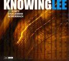 LEE KONITZ Knowinglee (with Dave Liebman-Richie Beirach) album cover