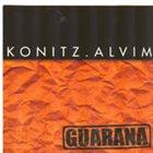 LEE KONITZ Konitz, Alvim : Guarana album cover
