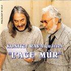 LEE KONITZ Konitz / Rava Quartet : L'Age Mür album cover