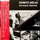 LEE KONITZ Lee Konitz & Martial Solal : European Episode album cover