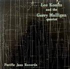 LEE KONITZ Lee Konitz And The Gerry Mulligan Quartet album cover