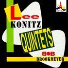 LEE KONITZ Lee Konitz / Bob Brookmeyer : Quintets album cover