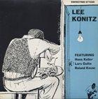 LEE KONITZ Lee Konitz Featuring Hans Koller, Lars Gullin, Roland Kovac album cover