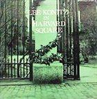 LEE KONITZ Lee Konitz in Harvard Square album cover