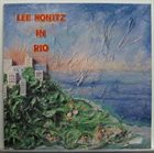 LEE KONITZ Lee Konitz In Rio album cover